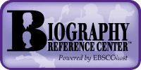 Biography Reference Center Powered by EBSCOhost