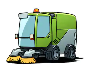 sweeper graphic