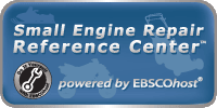 Small Engine Repair Reference Center Opens in new window